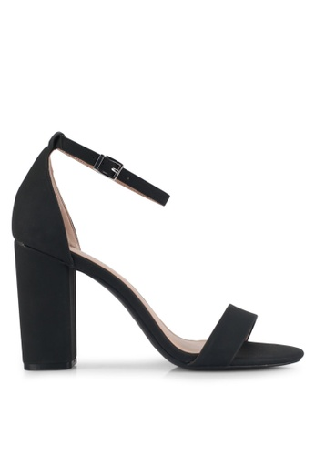 Call It Spring black Loreg Heels 24145SH170C606GS_1