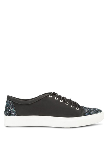 Dorothy Perkins black Lace Up Sneakers DO816SH75FIUMY_1