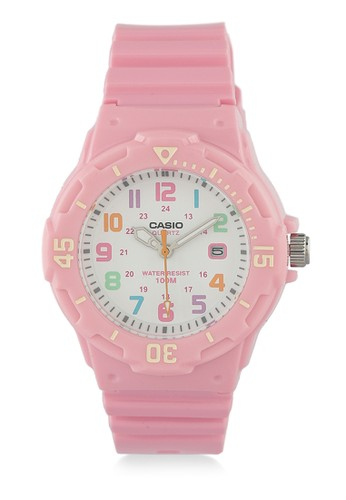Casio pink Women Analog Watches Lrw-200H-4B2Vdf 260F1AC23DEFB4GS_1