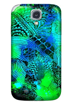 Surreal in Matte Hard Case for Samsung Galaxy S4