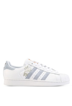 780e5268ee5f38 adidas white adidas Originals Superstar W Sneakers 55552SHDD9971EGS_1