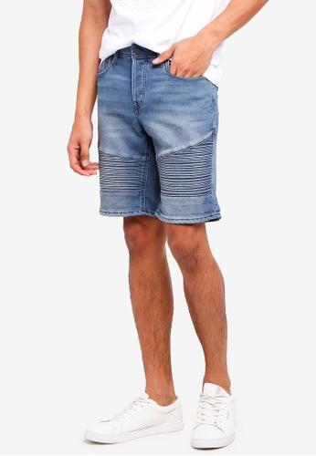 Jack & Jones blue Ryder Shorts 4B449AA1A7D434GS_1