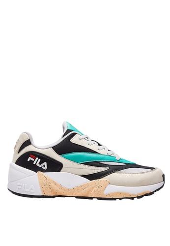 Fila beige VENOM 94 Sports Shoes 05598SHB1C91B4GS_1