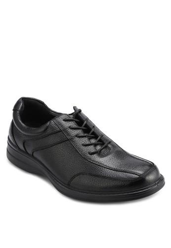 THOMASAN 3 繫帶皮esprit outlet台北鞋, 鞋, 鞋
