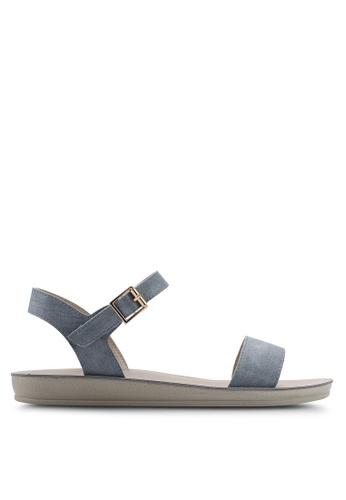 NOVENI blue Slingback Sandals 2B10ASH8815661GS_1