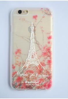 Paris Je T'aime Case for iPhone 6