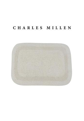 Charles Millen SET OF 2 Charles Millen Suite BR-159 Charlie Tufted Bath Rug ( 43cm x 61 cm ) 550g. 72B57HL31E7142GS_1