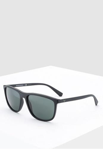 731ad07f24 Shop Emporio Armani Modern EA4109 Sunglasses Online on ZALORA Philippines
