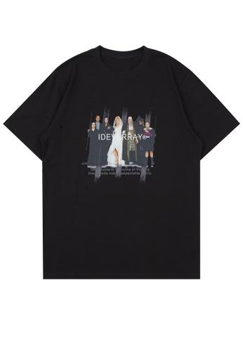 Twenty Eight Shoes Trend Printed Short T-shirt EB-EA12 30767AACB6CF1AGS_1