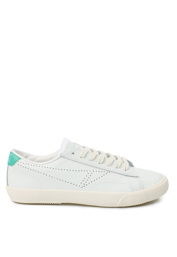 TOUCH GROUND white and green Vintage Tennis GREEN TO294SH0GTTFSG_1