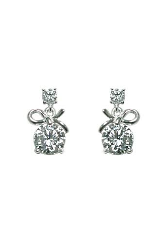 Cocoa Jewelry silver Cocoa Jewelry Premium - Camellia 6DD1FAC18D049EGS_1