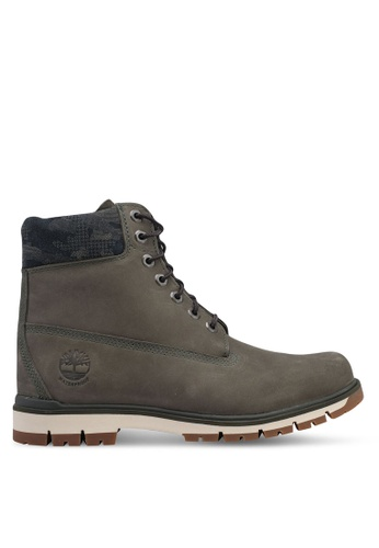 Timberland green Radford 6-Inch Waterproof Boots 057E5SHF4503C5GS_1
