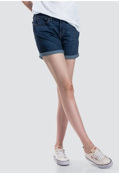 c3d738aaa0 Levi's blue Levi's Global Classic Short Cosmic Indigo Female 29694-0008  4666EAA9B9EF21GS_1
