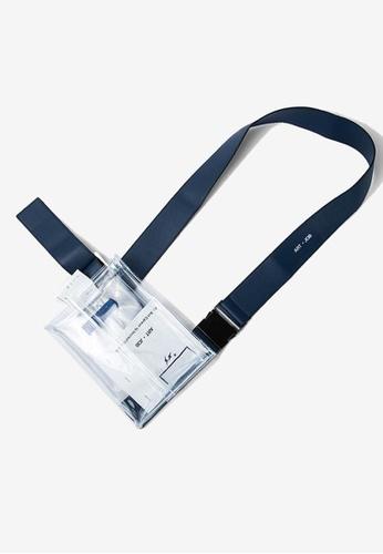 Twenty Eight Shoes Transparent Smart Travel Bag 152AI2017 76E9EAC71676FBGS_1