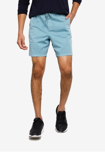 GAP green 7 Inch Easy Shorts 03356AABB759FAGS_1
