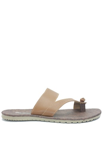 Dr. Kevin brown Dr. Kevin Men Sandals 17230 - Tan A4A6FSH2F3C5E9GS_1