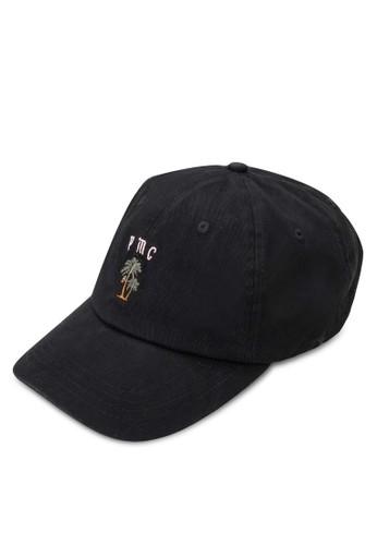 棕櫚印花鴨舌帽,esprit outlet台北 飾品配件