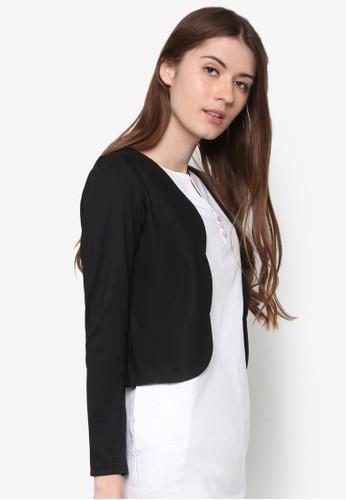 Nea 短版七分袖外套, 服飾esprit part time, 夾克 & 大衣