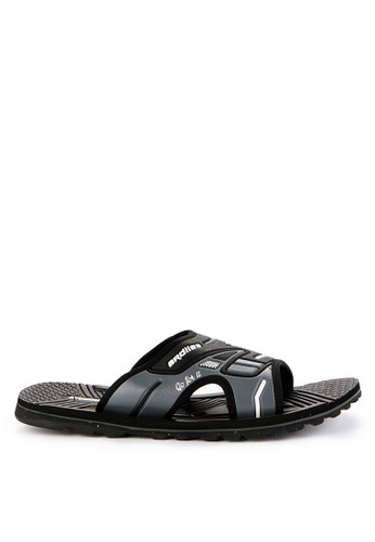 Ardiles black Men Dual On Sandal DD7D9SH0AC720DGS_1