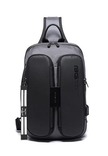 Twenty Eight Shoes grey Fashion Chest Bag X 7079 F37F1AC89CCFB8GS_1