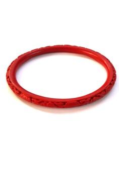 Feng Shui Coral Bracelet