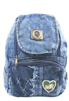 Urban Hikers Rico Denim Backpack