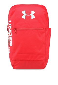 281a08522f Under Armour red UA Patterson Backpack C1F8AAC32DDADCGS 1