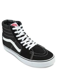 a57acef4535f VANS black Core Classic SK8-Hi Sneakers VA142SH0RZO7MY 1