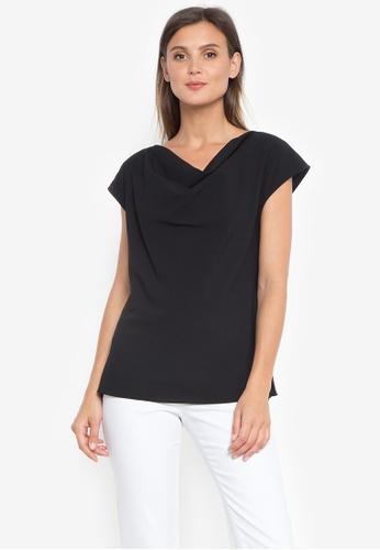03b642907b13 Shop N Natori Cowl neck top Online on ZALORA Philippines