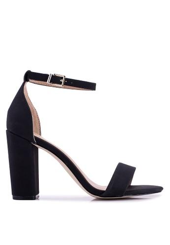 Call It Spring 黑色 Tayvia Heels 06E26SH5B8DDA6GS_1