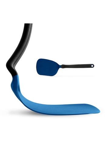 Dreamfarm Chopula - Chopping Sit-up Spatula (Classic Blue) E9C57HL5A1CA1AGS_1