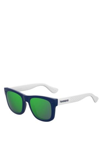 Havaianas blue Paraty/S Sunglasses F36CDGL41EE437GS_1