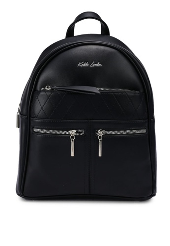 Keddo black Harper Backpack 86A7CAC34D87B5GS_1