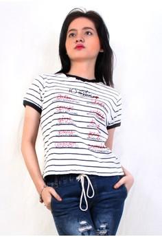 10 Ways to Love Ringer Stripes Shirt