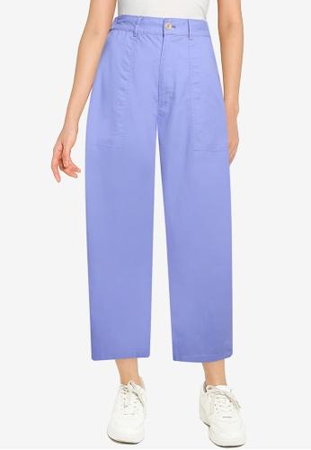niko and ... purple Wide Pants 1D5BBAAFFBB5ACGS_1