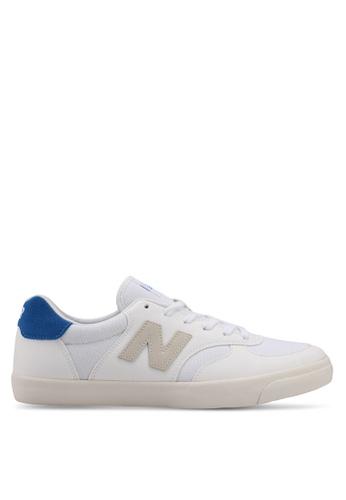 New Balance white 300S Sportstyle Lifestyle Sneakers NE323SH0SVDCMY_1