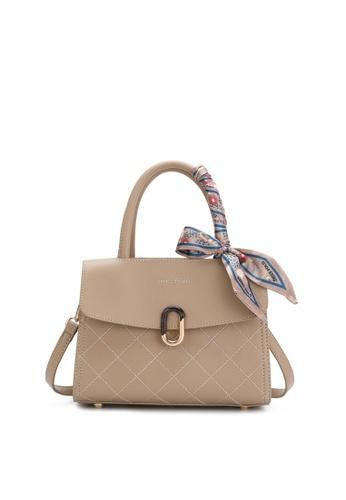 Swiss Polo brown Casual Top Hand Bag 403B2ACCAC623BGS_1