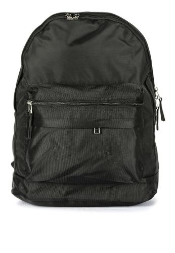Taikan black Lancer Backpack B1EBDAC20ED8C6GS_1