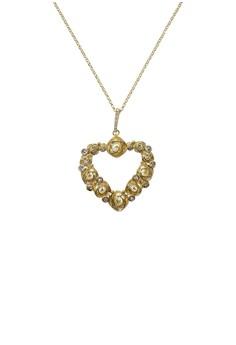 Lavish Heart Necklace