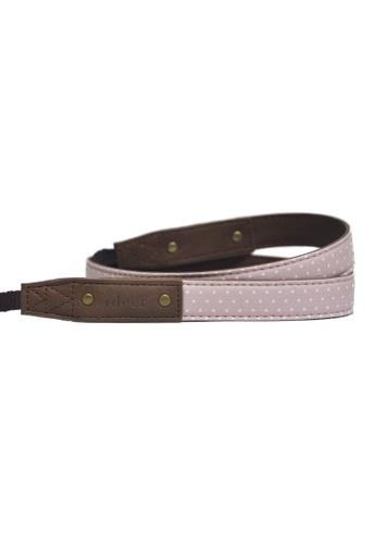ideer pink Dottie Pinkie Mini Camera Strap ID808AC10OEZPH_1