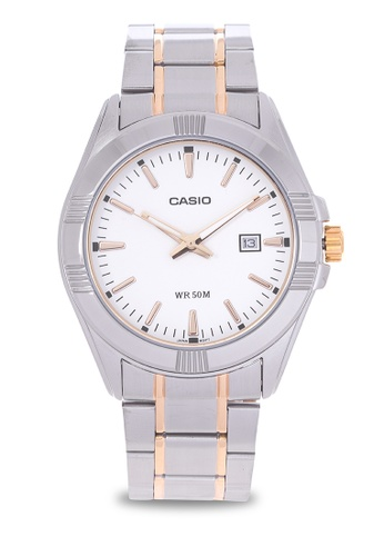 c80175649 Shop Casio Analog Watch MTP-1308SG-7AVDF Online on ZALORA Philippines