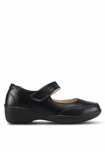 Bata black Koren Flats 8B539SHA640F69GS_1