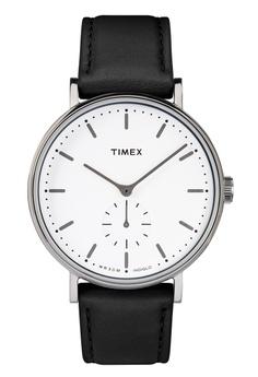 9fca5bbaf1d2 TIMEX black Timex Men s TW2R38000 Timex Style Weekender 85AF7ACCE26178GS 1