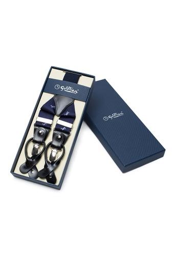 Goldlion Convertible Suspenders GO578AC0F8QPSG_1