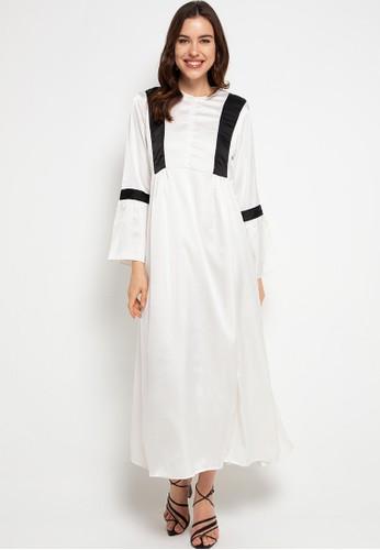 Covering Story white Kiora Dress 7C8B5AA947C373GS_1