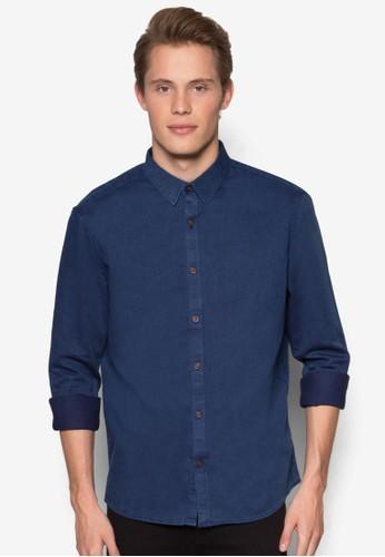 簡約長袖襯衫, 服esprit官網飾, 服飾
