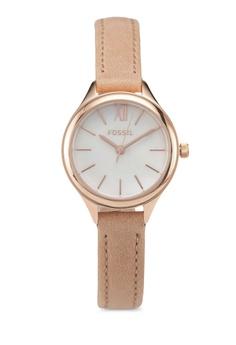 Fossil brown Suitor Mini Watch BQ3134 77B87ACBEB66A2GS 1 a79c3c969a