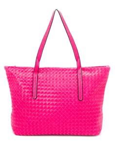 Julia Weave Tote Bag
