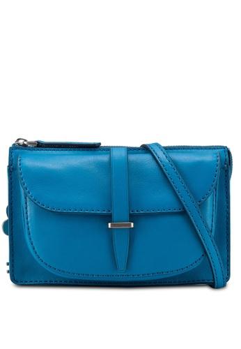 Fossil blue Ryder Small Crossbody Bag ZB7413977 956ABAC56A7E70GS 1 b0392e1d190fb