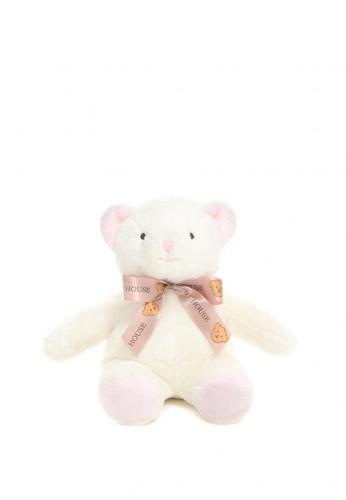 Teddy House beige NANA BEAR 12 INCHI CREAM 1E81DKC0067E6BGS_1